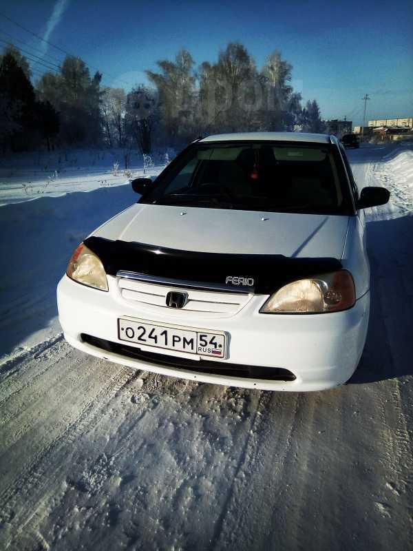 Honda Civic Ferio, 2000 год, 205 000 руб.