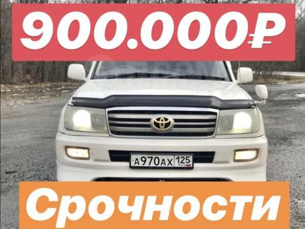 Toyota Land Cruiser, 2007 год, 1 050 000 руб.