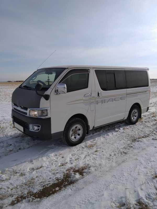 Toyota Hiace, 2005 год, 790 000 руб.