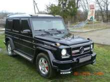 Краснодар G-Class 2001
