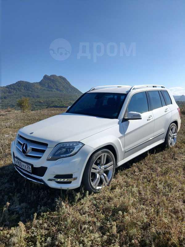 Mercedes-Benz GLK-Class, 2013 год, 1 420 000 руб.