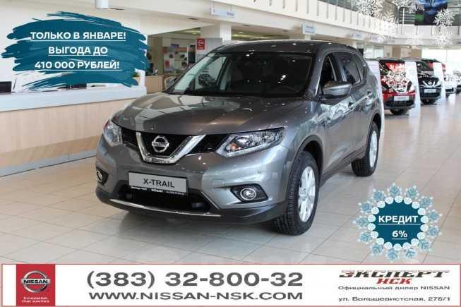 Nissan X-Trail, 2018 год, 1 555 000 руб.