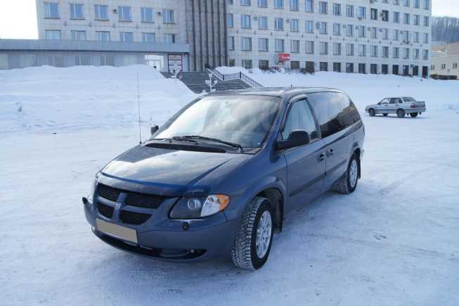 Dodge Caravan, 2002 год, 335 000 руб.