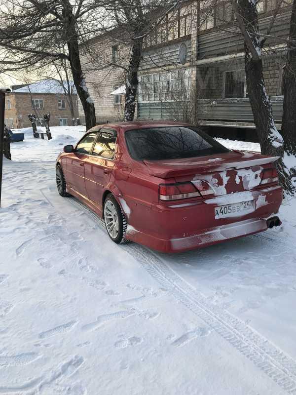 Toyota Cresta, 1997 год, 340 000 руб.