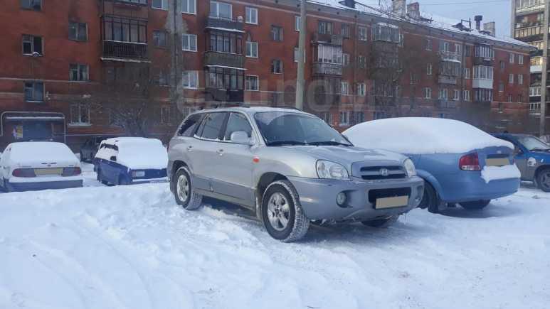 Hyundai Santa Fe, 2005 год, 435 000 руб.