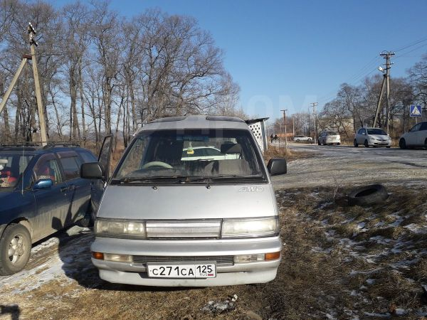 Toyota Master Ace Surf, 1988 год, 110 000 руб.