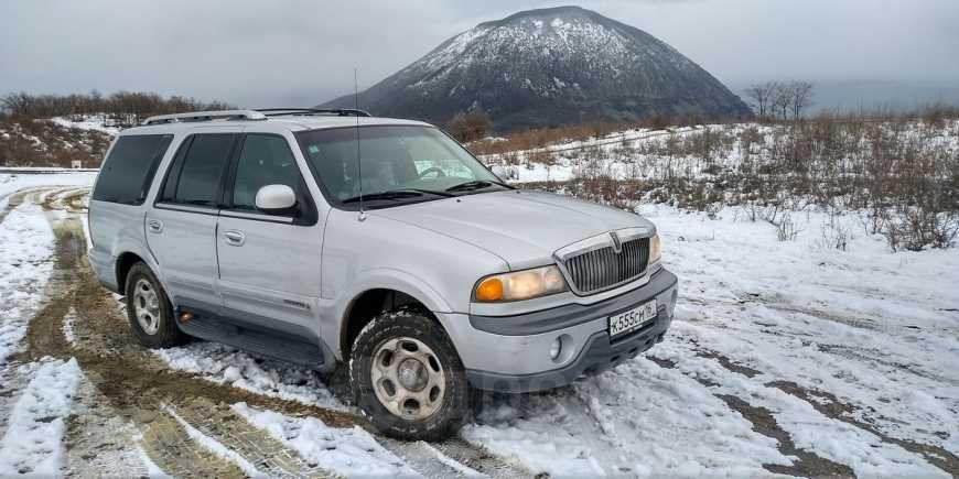 Lincoln Navigator, 1999 год, 390 000 руб.