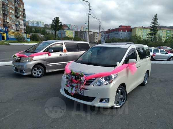 Toyota Alphard, 2013 год, 1 470 000 руб.