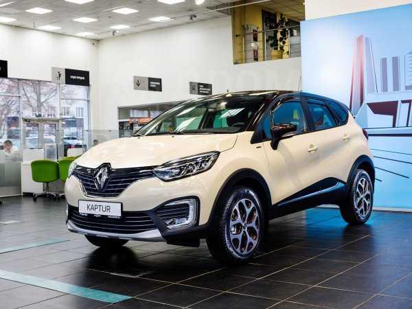 Renault Kaptur, 2018 год, 1 199 980 руб.