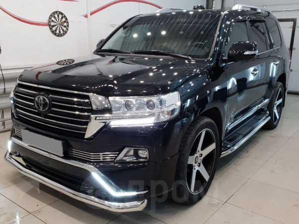 Toyota Land Cruiser, 2016 год, 4 900 000 руб.