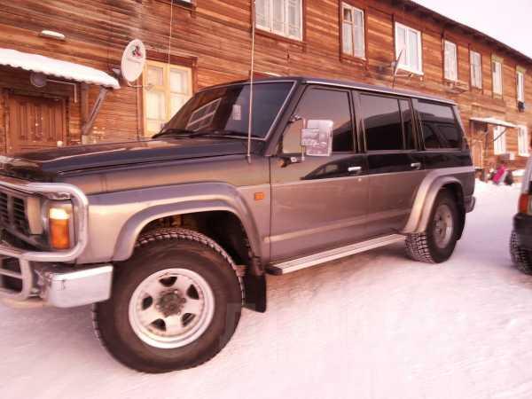 Nissan Safari, 1992 год, 630 000 руб.