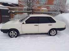 Лесосибирск 21099 1997