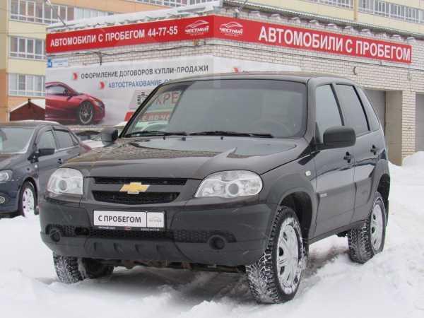 Chevrolet Niva, 2016 год, 479 000 руб.