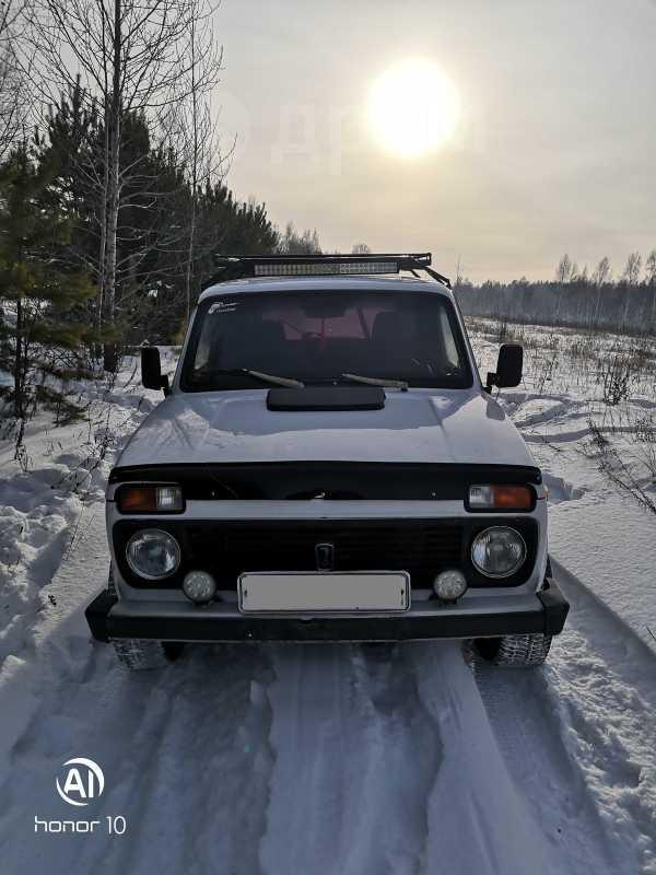 Лада 4x4 2121 Нива, 1994 год, 160 000 руб.