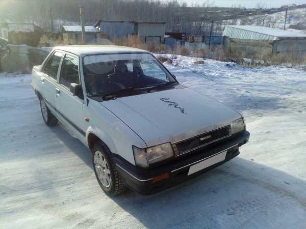 Toyota Tercel, 1987 год, 70 000 руб.