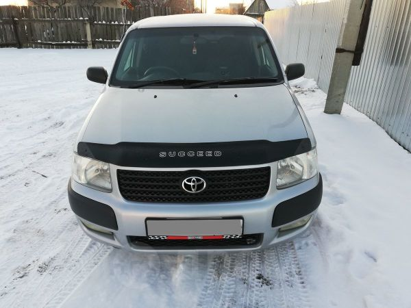 Toyota Succeed, 2006 год, 329 000 руб.