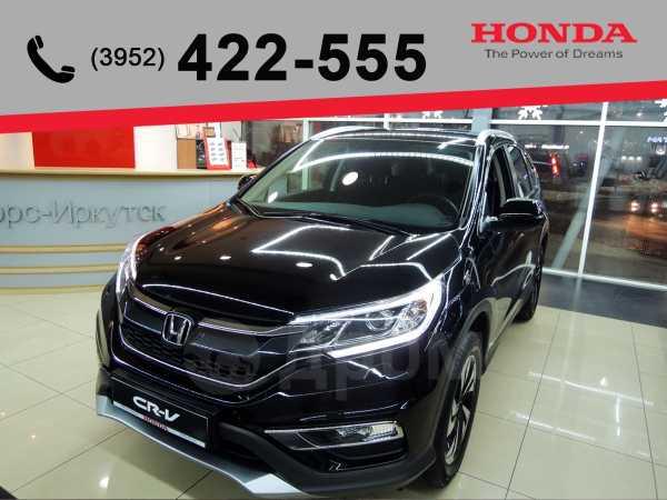 Honda CR-V, 2018 год, 1 990 000 руб.
