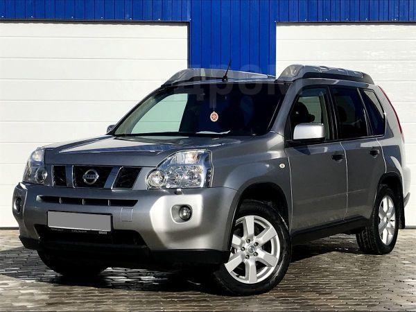 Nissan X-Trail, 2008 год, 675 000 руб.