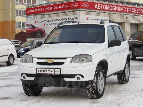Chevrolet Niva, 2012 год, 359 000 руб.