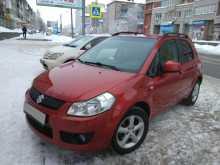 Барнаул SX4 2007