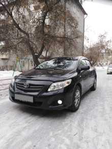 Улан-Удэ Corolla 2009