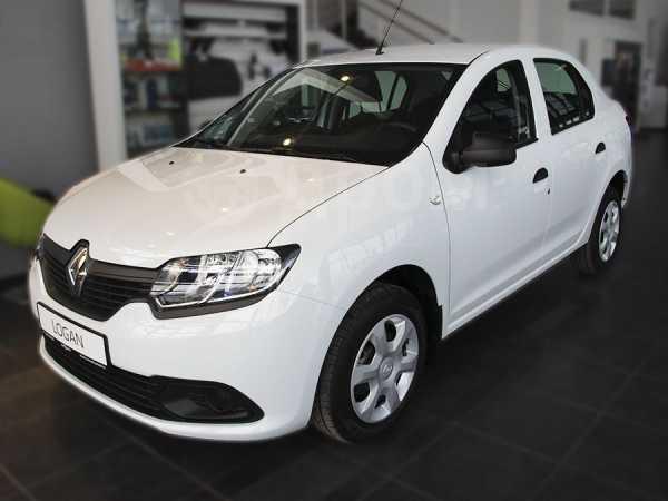 Renault Logan, 2018 год, 638 970 руб.