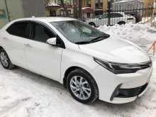 Омск Corolla 2016