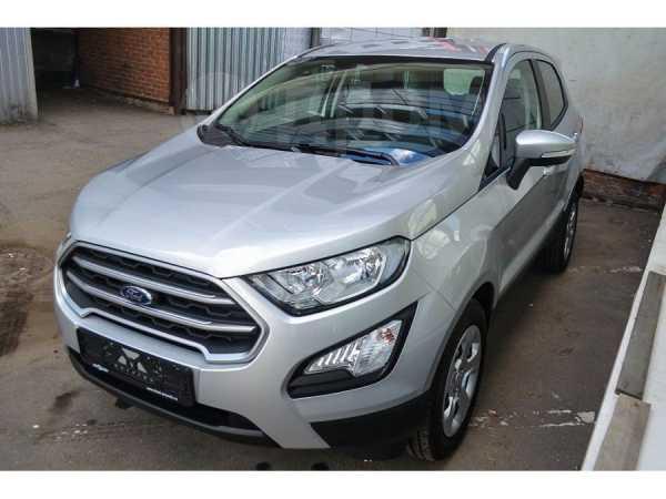 Ford EcoSport, 2018 год, 1 144 000 руб.
