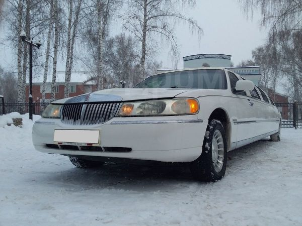 Lincoln Town Car, 2001 год, 399 000 руб.