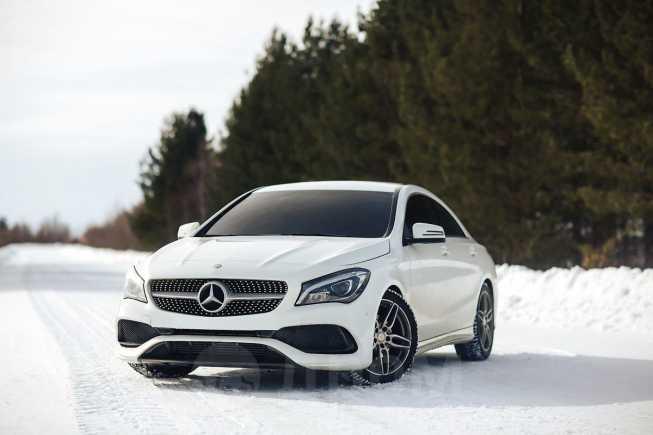 Mercedes-Benz CLA-Class, 2016 год, 1 890 000 руб.