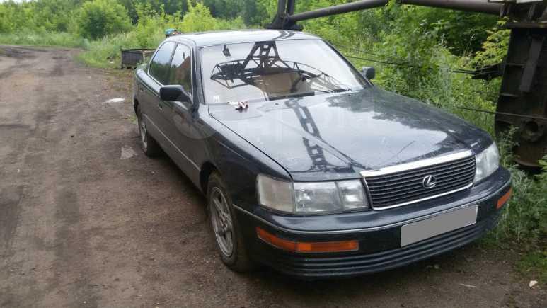 Lexus LS400, 1991 год, 180 000 руб.