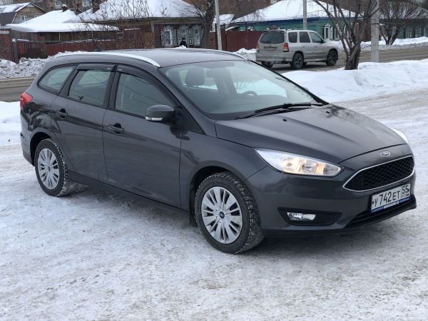 Ford Focus, 2017 год, 749 000 руб.