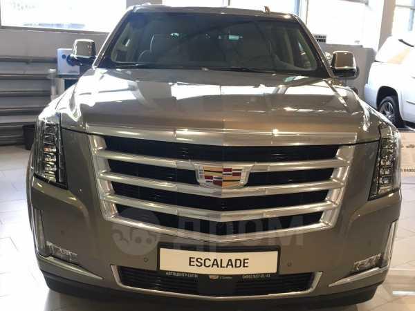 Cadillac Escalade, 2018 год, 4 490 000 руб.