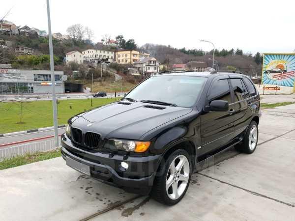 BMW X5, 2001 год, 515 000 руб.