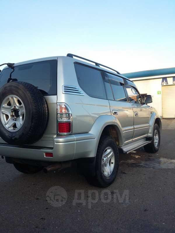 Toyota Land Cruiser Prado, 1999 год, 900 000 руб.