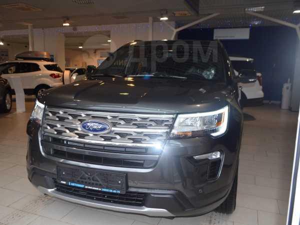 Ford Explorer, 2018 год, 2 415 000 руб.