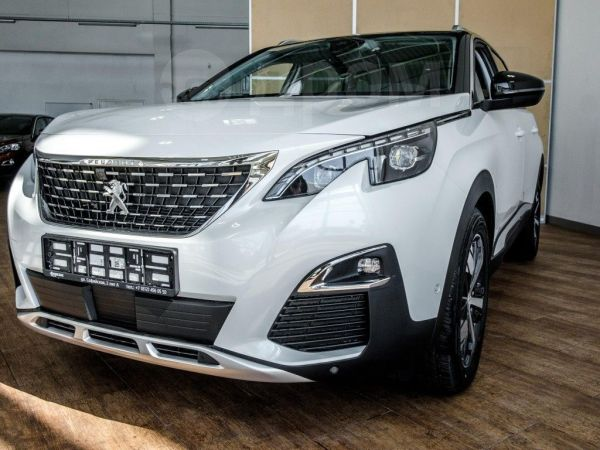 Peugeot 5008, 2018 год, 2 586 000 руб.
