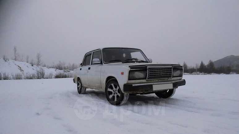 Лада 2107, 2010 год, 130 000 руб.