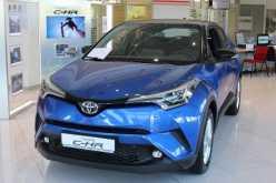 Нижний Тагил Toyota C-HR 2018