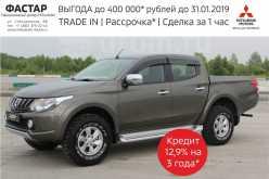 Новосибирск L200 2017