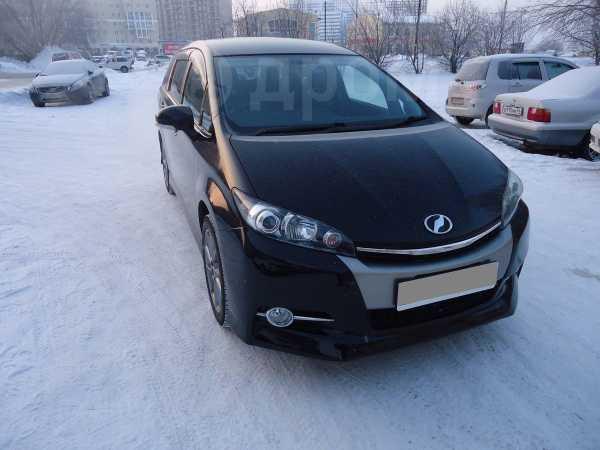 Toyota Wish, 2012 год, 815 000 руб.