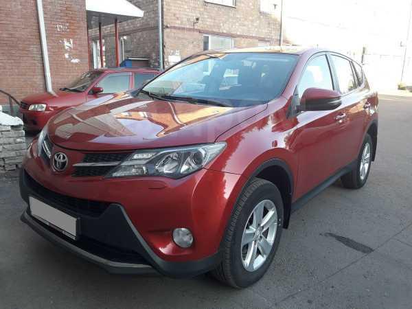 Toyota RAV4, 2013 год, 1 385 000 руб.