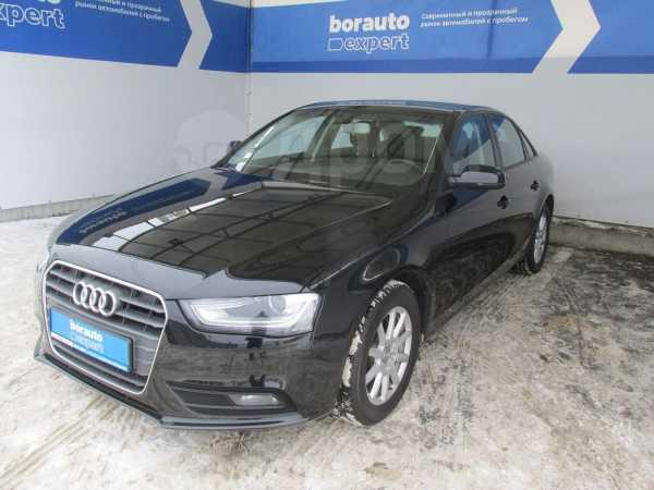 Audi A4, 2014 год, 855 000 руб.