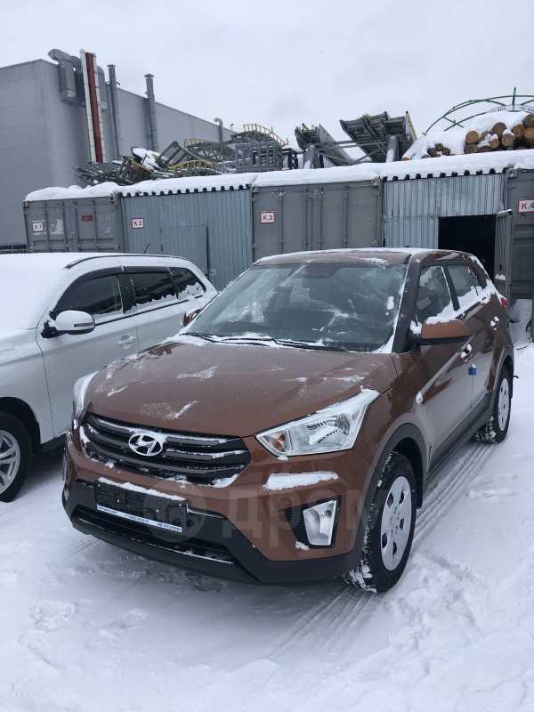 Hyundai Creta, 2018 год, 1 111 000 руб.
