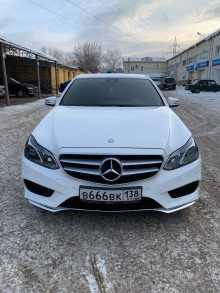 Красноярск E-Class 2015
