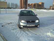 Новосибирск Fabia 2001