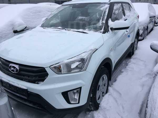 Hyundai Creta, 2018 год, 1 080 000 руб.