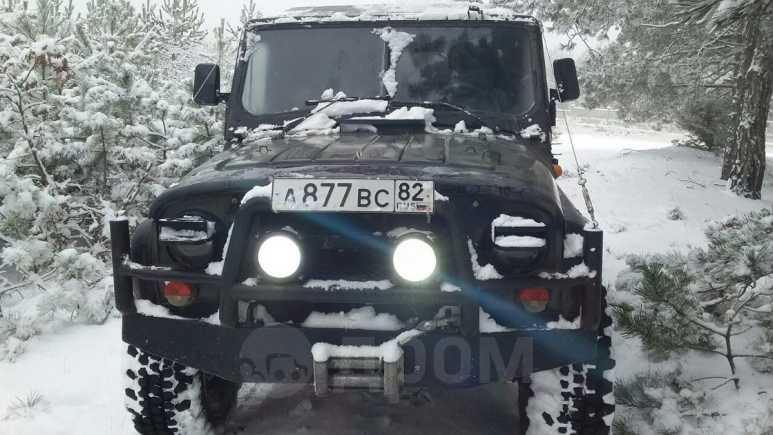 УАЗ 469, 1983 год, 190 000 руб.