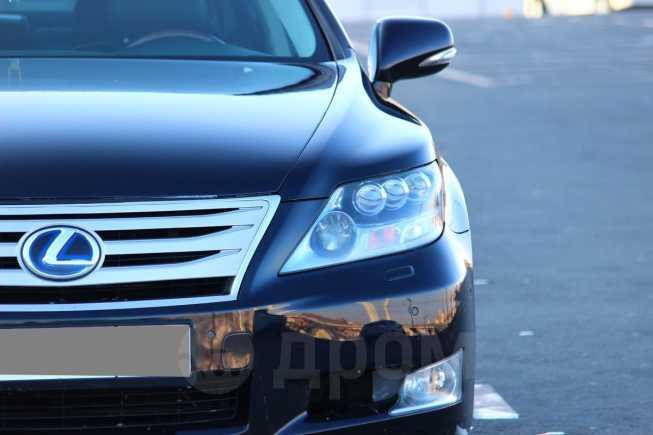 Lexus LS600hL, 2009 год, 1 800 001 руб.