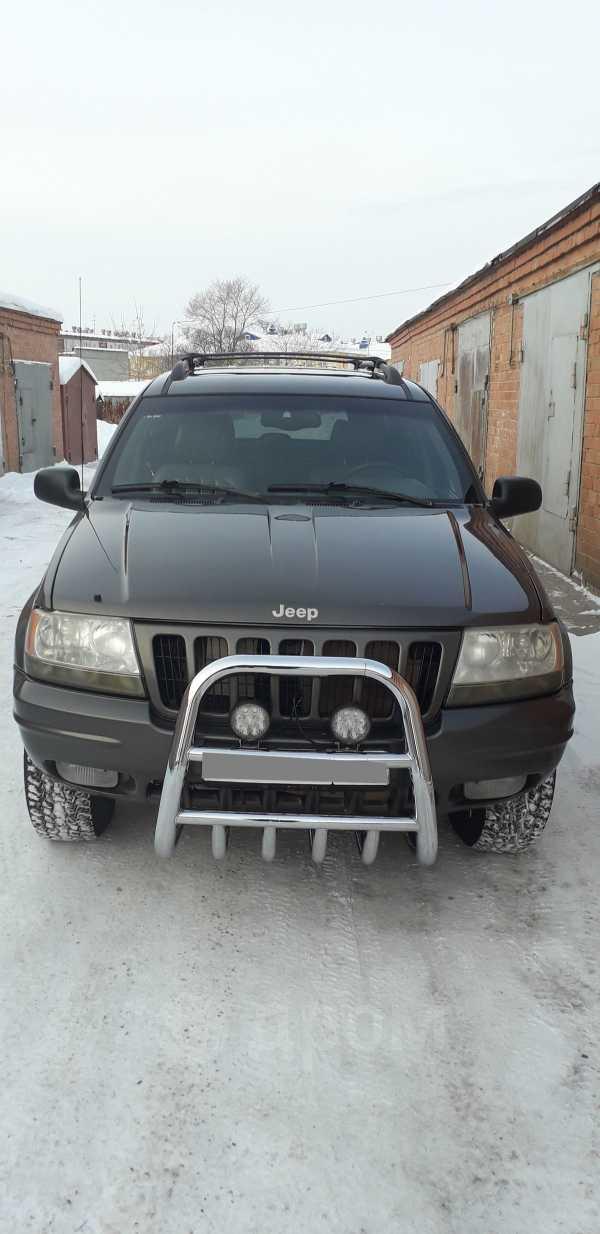 Jeep Grand Cherokee, 1999 год, 410 000 руб.